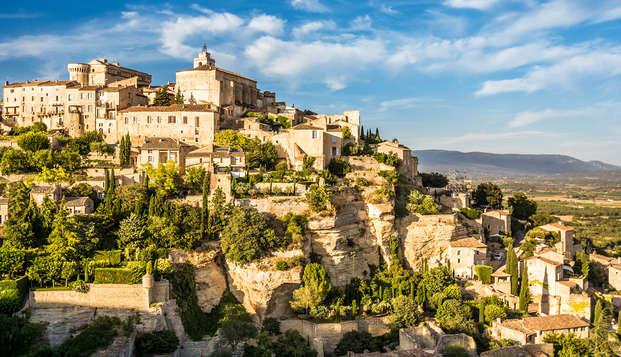 Week-end détente et charme dans un mas près d'Avignon