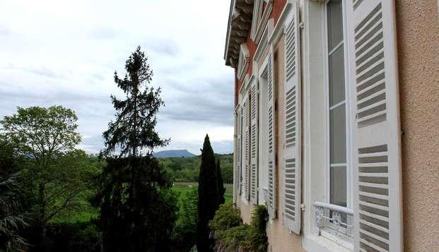 Domaine de Bassilour - View