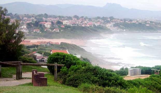 Encanto en la costa del País Vasco, junto a Biarritz (desde 2 noches)