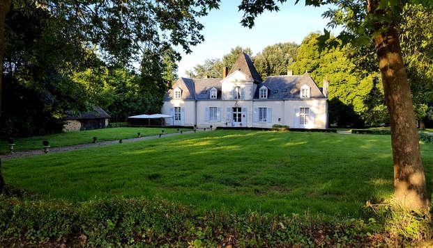 Week-end dans un château près du Mans