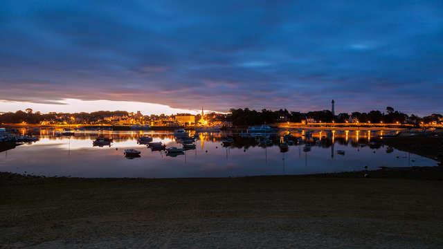 Week-end avec panier breton en chambre à Bénodet (à partir de 2 nuits)