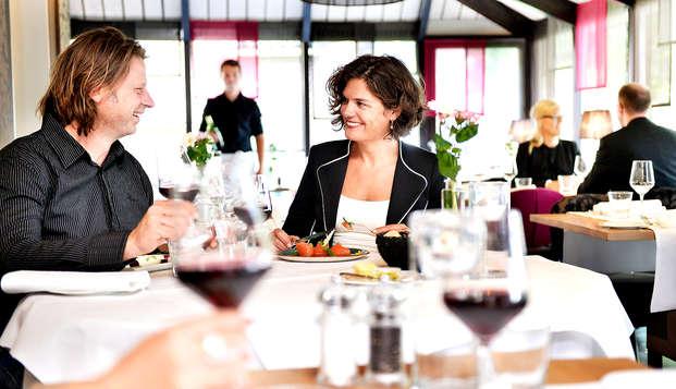 Culinair genieten in hartje Drenthe (vanaf 2 nachten)