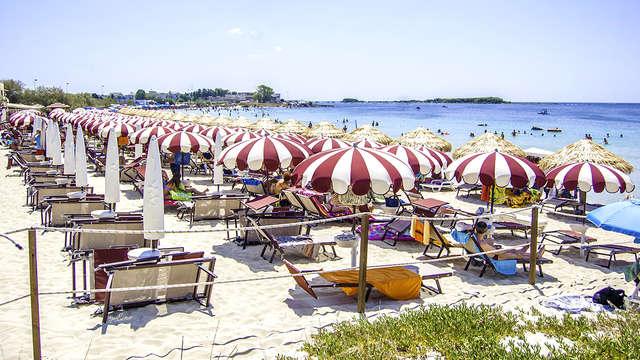 Magnifico soggiorno a Porto Cesareo a due passi dal mare