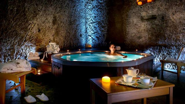 Romantische overnachting in een elegant hotel in het historische centrum van Civita Castellana