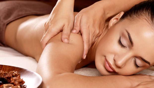 Bien-être et massage, près de Vallon-Pont-d'Arc (à partir de 2 nuits)