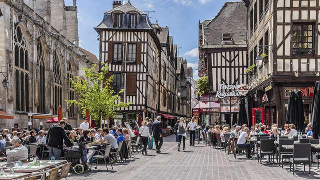 Comfort en rust in de buurt van Troyes