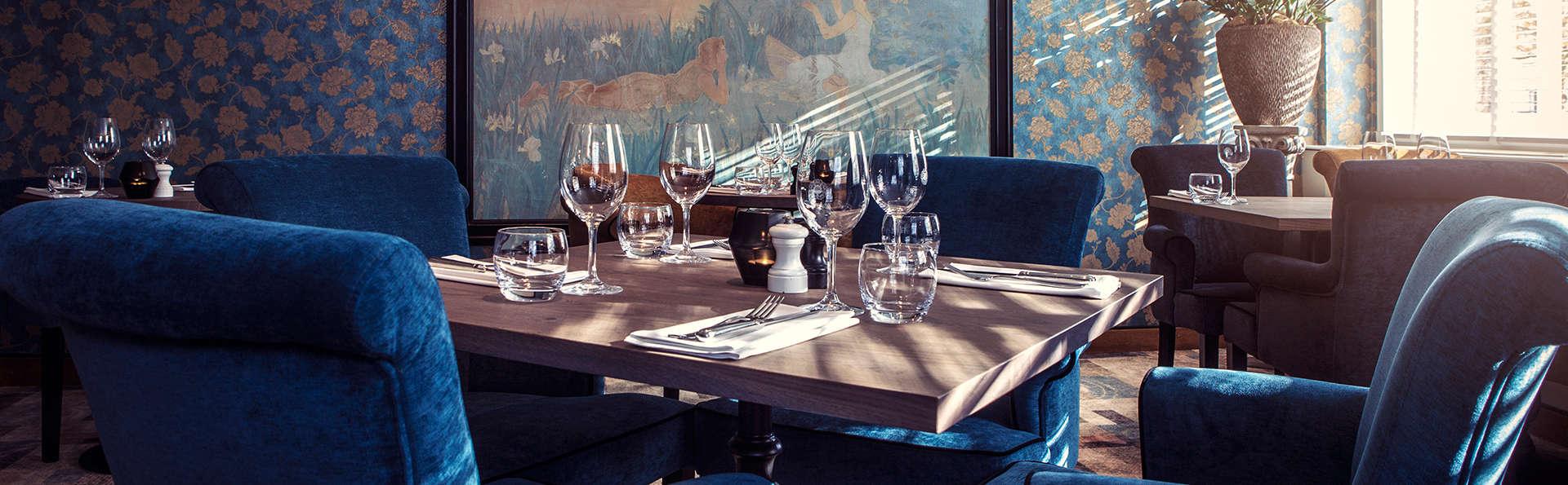 Romanticismo y detalle gastronómico en el corazón de La Haya