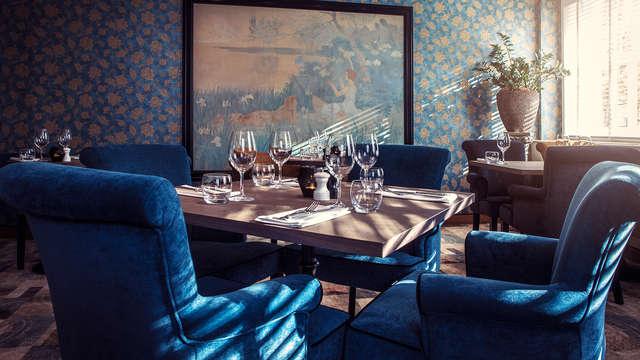 Romantiek en een gastronomische verrassing in hartje Den Haag