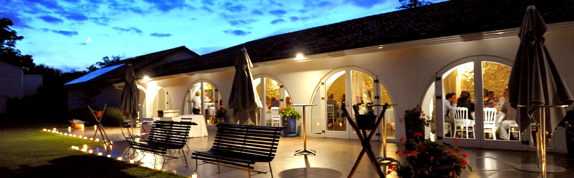 Week-end en chambre supérieure au coeur du vignoble du Pessac-Léognan, près de Bordeaux