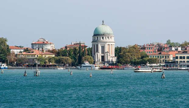 Soggiorno in una splendida Villa affacciata sul Lido di Venezia
