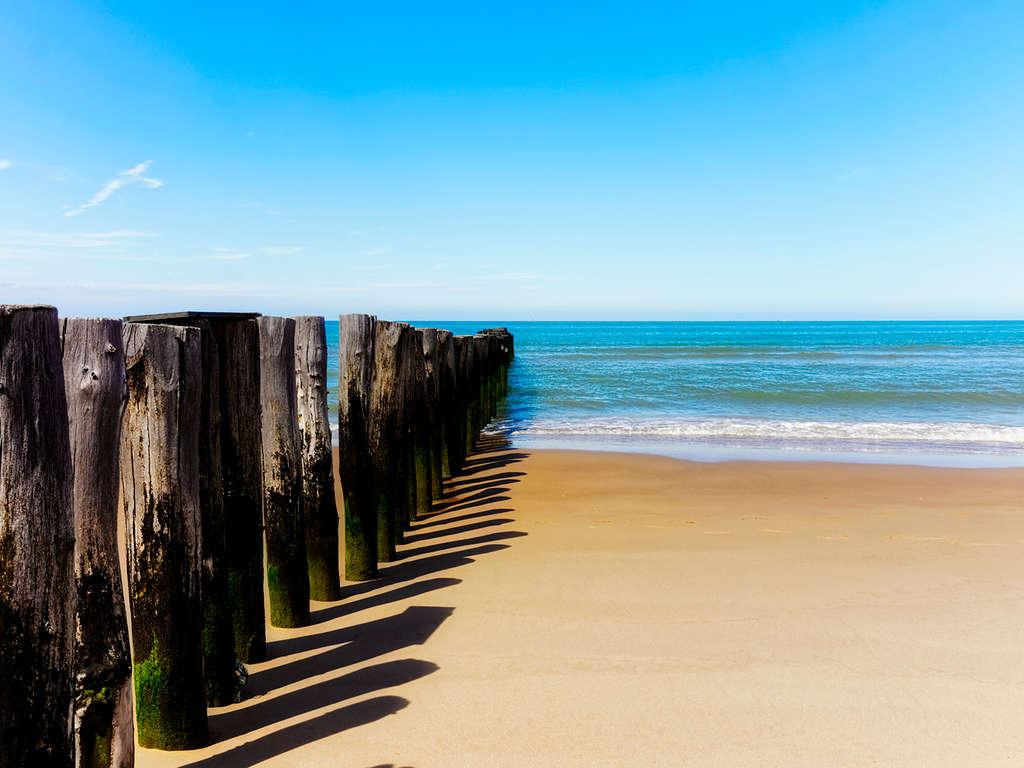Séjour Nord-Pas-de-Calais - Séjournez à deux pas de la côte de Calais  - 3*