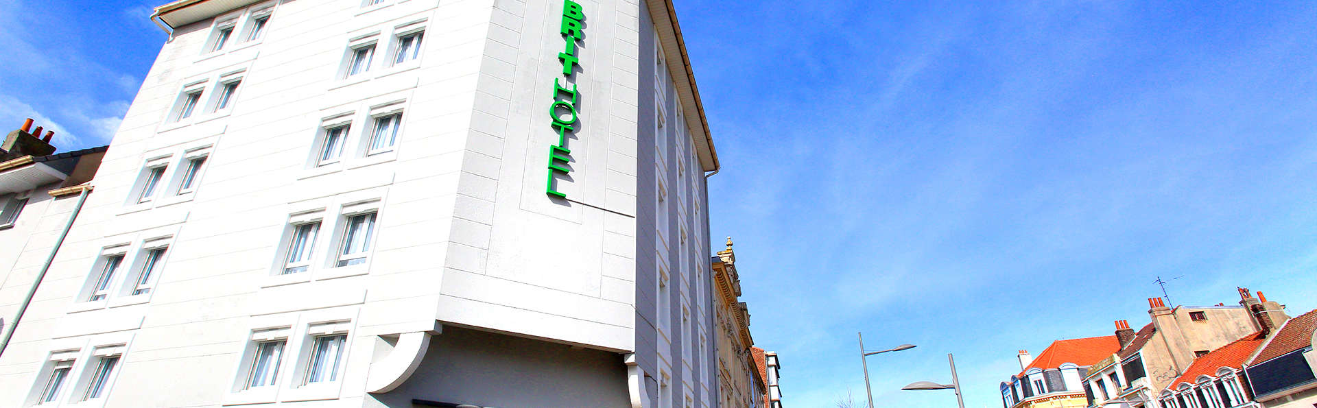 Brit Hotel Confort Calais 3