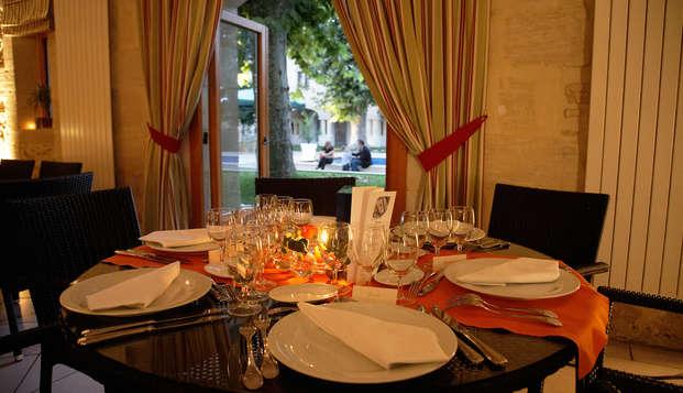 Week-end avec dîner au coeur du vignoble Sauternais