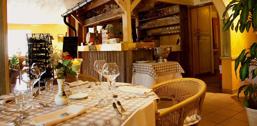 Le haut jardin chalet h tel spa priv 4 rehaupal france for Le jardin le touquet restaurant
