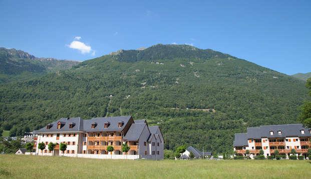 Escapada relax en familia a la montaña cerca de Col du Tourmalet