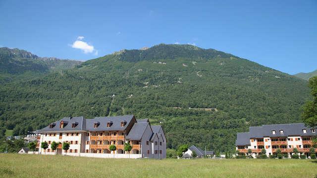 Week-end détente en famille à la montagne, près du col du Tourmalet