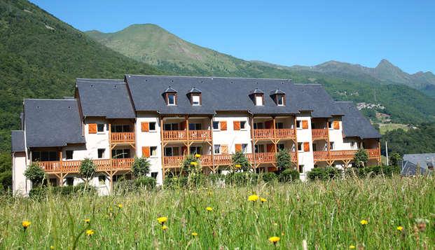 Escapada relax en la montaña, en Los Pirineos