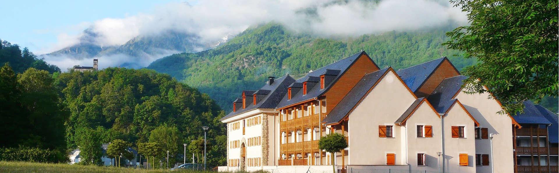Escapade dans un cadre de verdure dans les Pyrénées (à partir de 2 nuits minimum)
