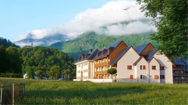 Venez profiter d'une pause détente dans les Pyrénées