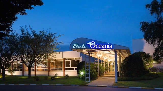 Escale Oceania Brest Aeroport