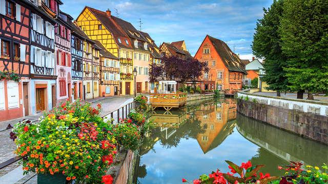 Cadre pittoresque au cœur de l'Alsace