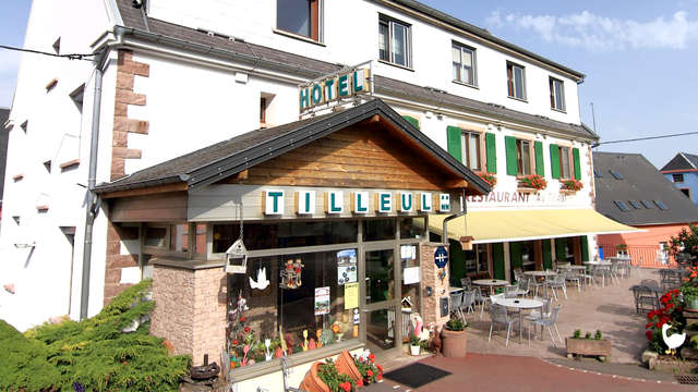 Hotel Restaurant et Spa Au Tilleul