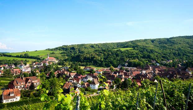 Échappée belle à Andlau, au cœur de l'Alsace