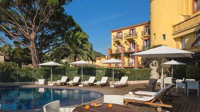 Escapade de charme sur la Côte d'Azur