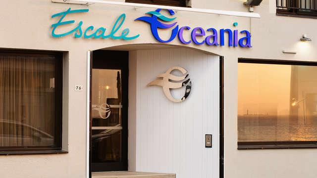 Escale Oceania Saint-Malo