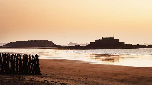 Week-end à deux pas des plages de Saint-Malo