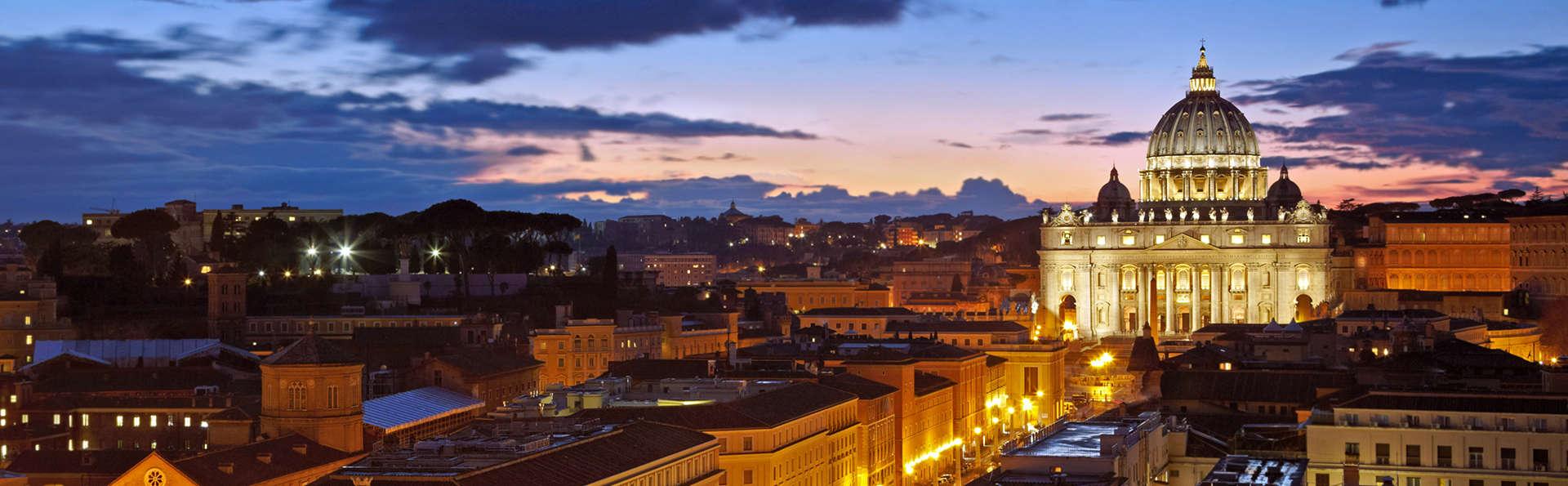 hotel il cantico 4 rome italie. Black Bedroom Furniture Sets. Home Design Ideas