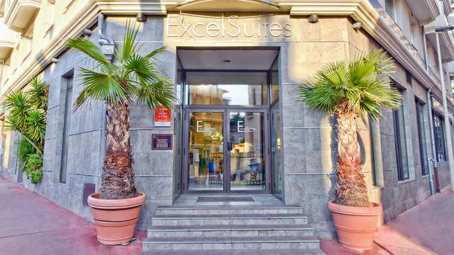 Excelsuites Residence Hoteliere - Fachada