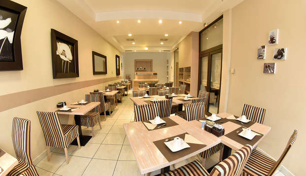 Excelsuites Residence Hoteliere - Restaurante