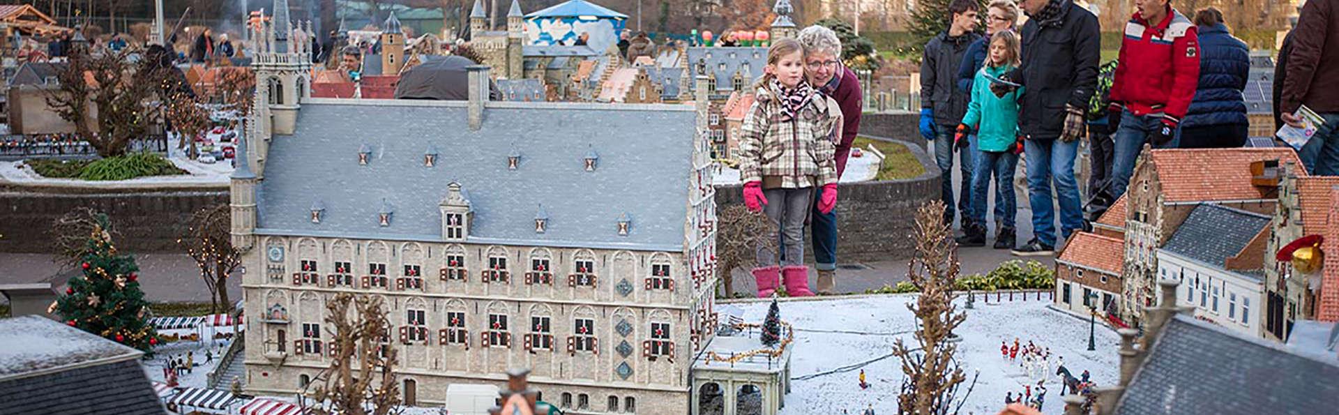 Descubre la magia de la ciudad de Leiden
