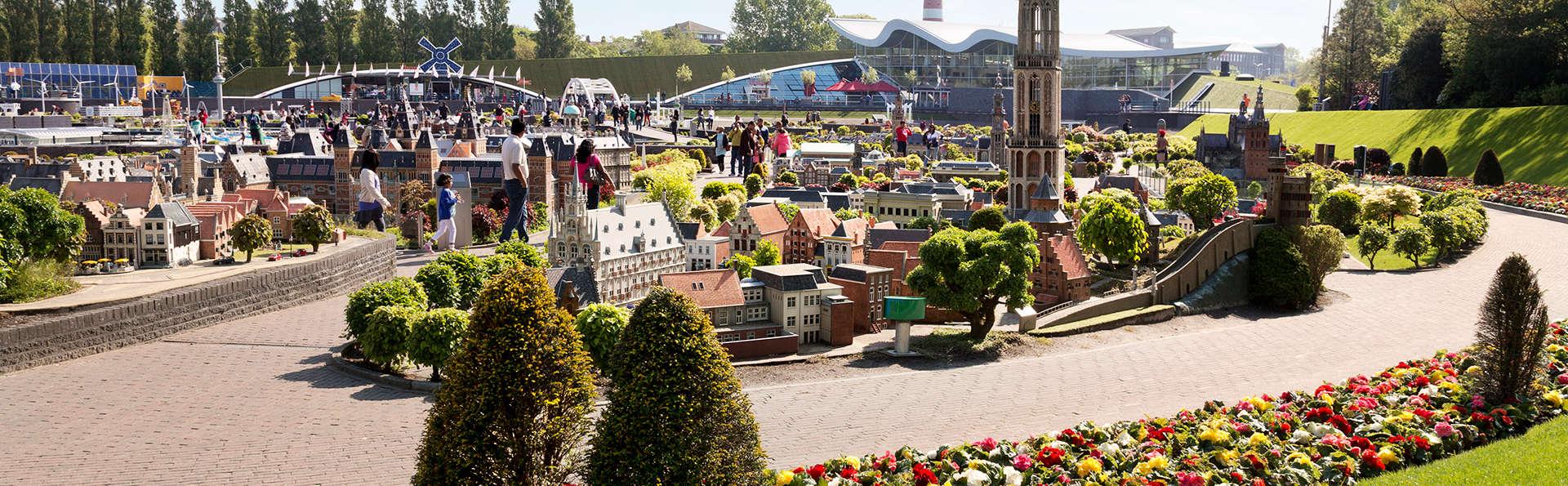 Visitez le parc miniature Madurodam et découvrez La Haye