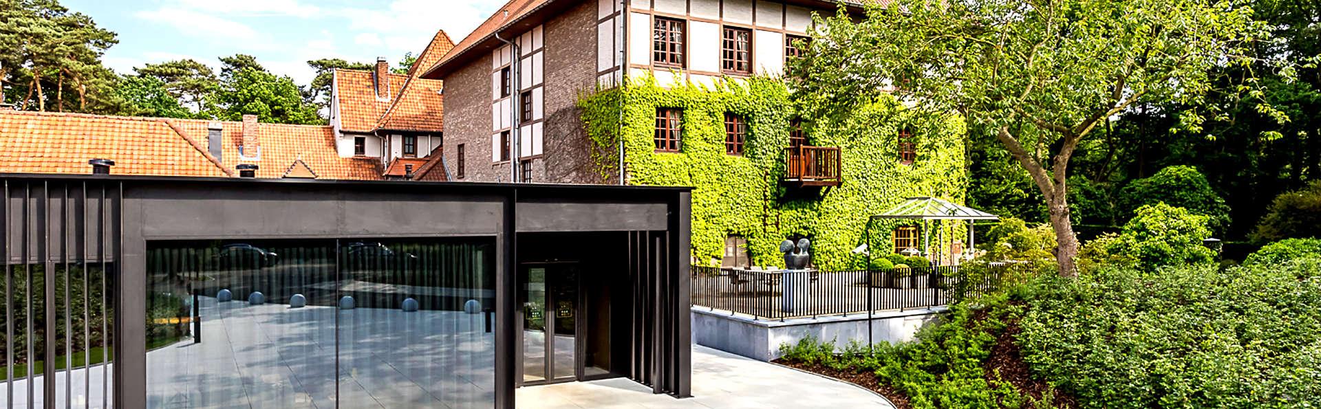 Hotel De La Butte relais & châteaux hôtel la butte aux bois 5* - lanaken, belgique