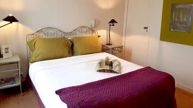 Hotel Spa Le Chat Botte