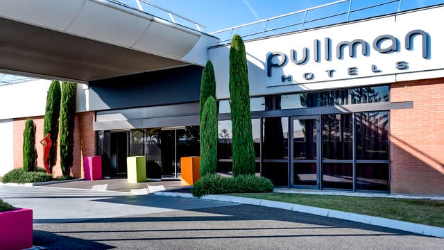 Pullman Toulouse Airport - NEW FRONT