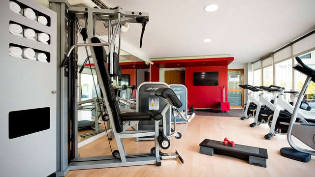 Pullman Toulouse Airport - NEW GYM