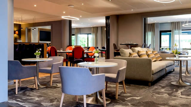 Pullman Toulouse Airport - NEW LOUNGE