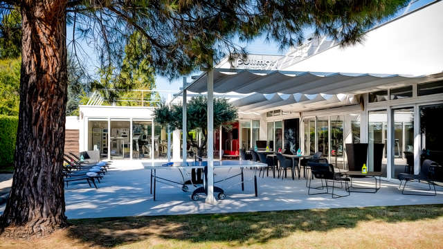 Pullman Toulouse Airport - NEW TERRACE