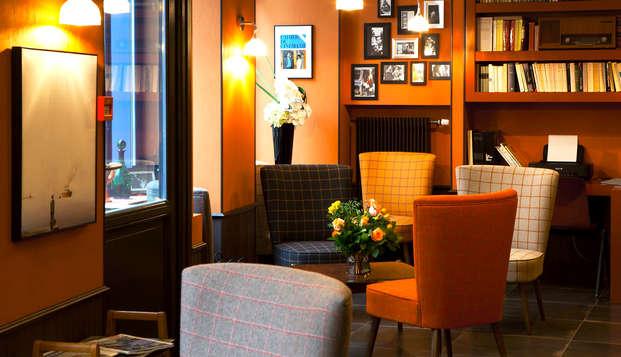 Design et confort 4* aux portes de Paris