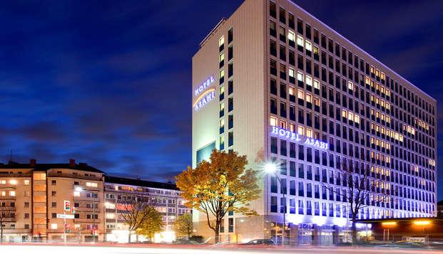 Ontdek het prachtige Düsseldorf tijdens een boottocht over de Rijn