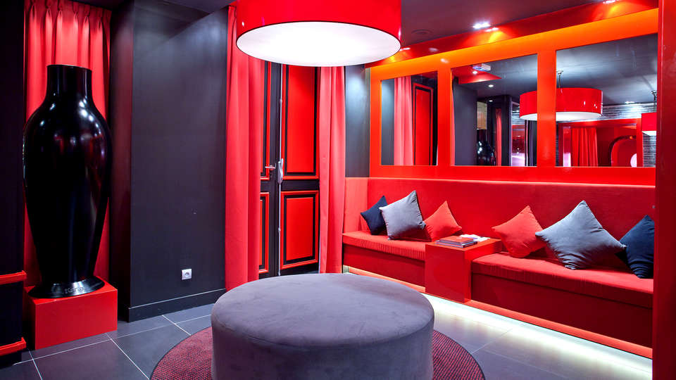 Five Boutique Hotel Paris Quartier Latin  - Edit_Lounge.jpg