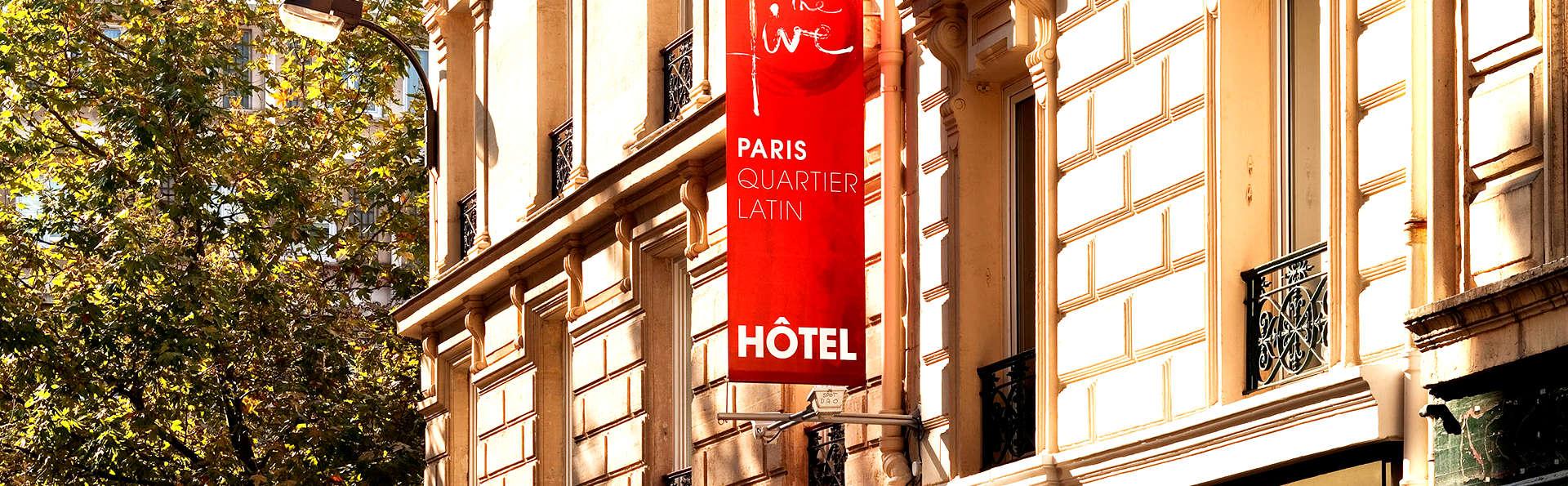 Five Boutique Hotel Paris Quartier Latin  - Edit_Front.jpg