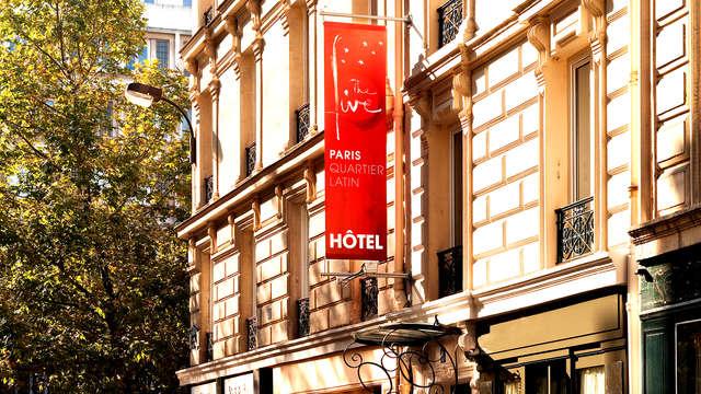Five Boutique Hotel Paris Quartier Latin