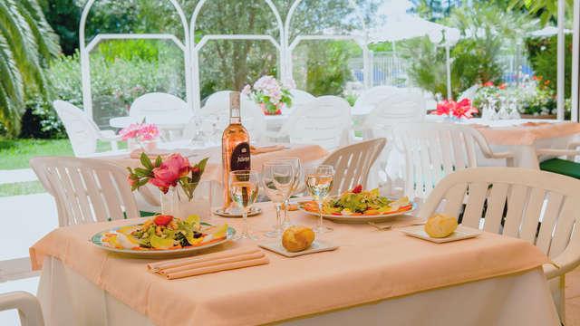 Escapada con cena en la bahía de Cannes