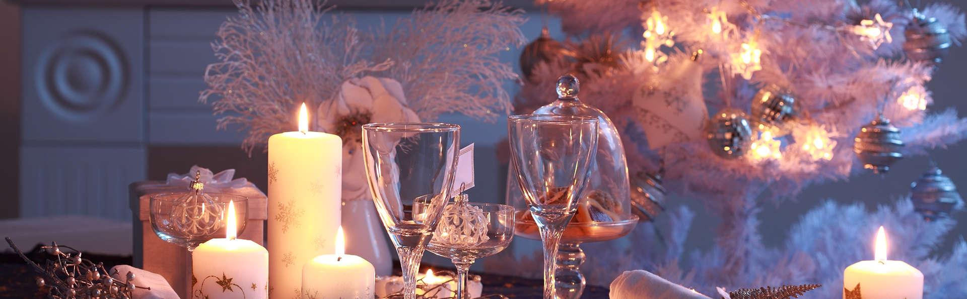 Nouvel An d'exception avec dîner et soirée dansante au cœur de la forêt de Meudon