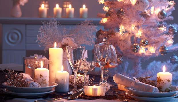 Año Nuevo de excepción con cena especial y fiesta en el corazón del bosque de de Meudon