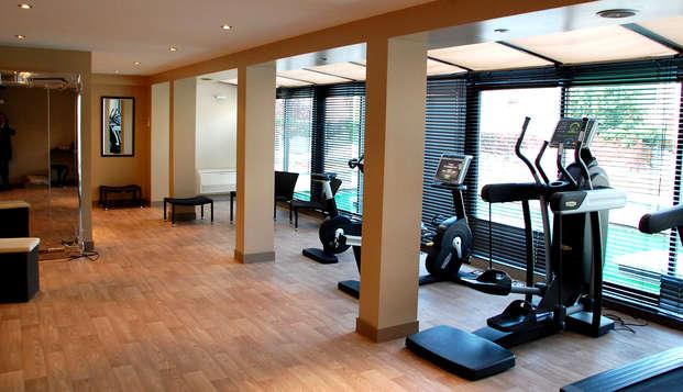 Le Grand Monarque - Chartres - Gym